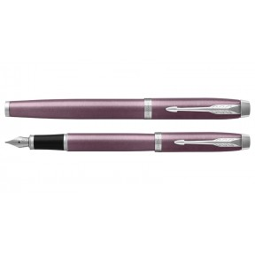 Parker IM light purple ct vulpen