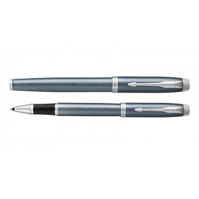 Parker IM light blue grey ct roller