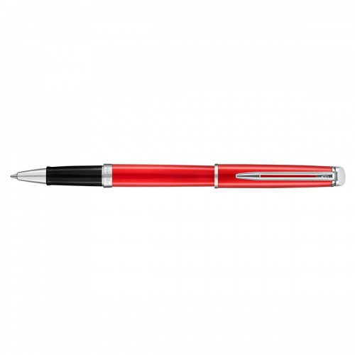 Waterman Hemisphere red ct roller