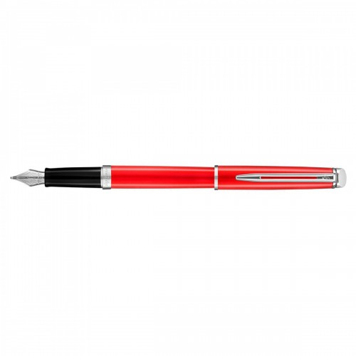 Waterman Hemisphere red ct vulpen