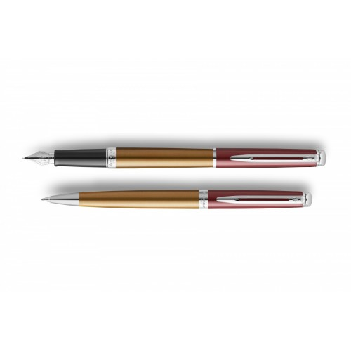 Waterman Hemisphere French Orange vulpen balpen