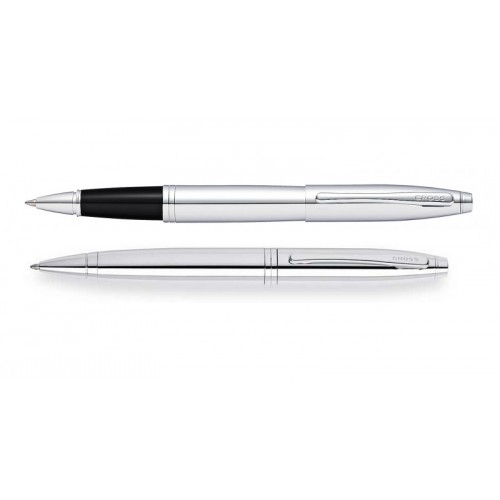 Cross Calais chrome roller balpen
