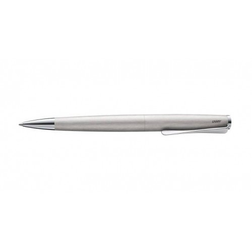 Lamy Studio brushed steel balpen